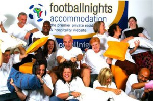 2010 World Cup soccer South Africa accommodation