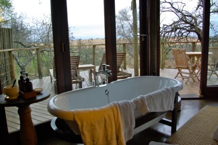 Nambiti private game lodge