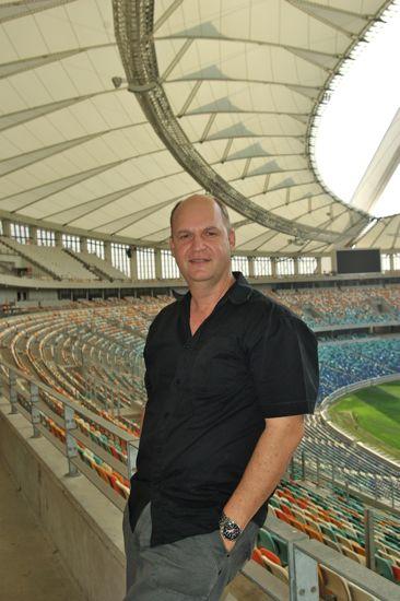 Gerhard le Roux architect