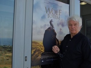 Jean-Jacques Annaud talks about his special wolf friend in Wolf Totem