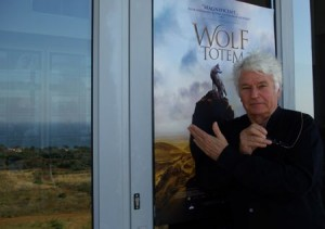 Jean-Jacques Annaud photographed in Durban.
