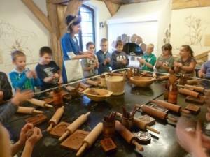 Gingerbread museum Torun.